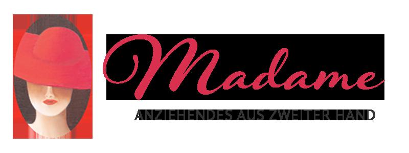 Madame – Secondhand/Anziehendes aus zweiter Hand